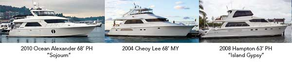 Fort Lauderdale Boat Show yachts for sale