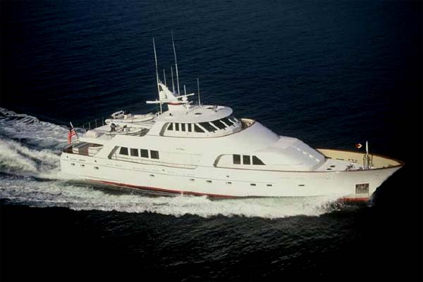 Delta Motor Yacht for Sale