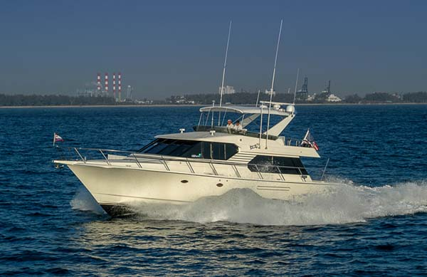 58 West Bay SonShip Motor Yacht for Sale