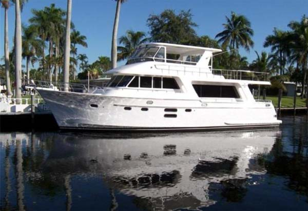 640 Hampton Motor Yacht for Sale