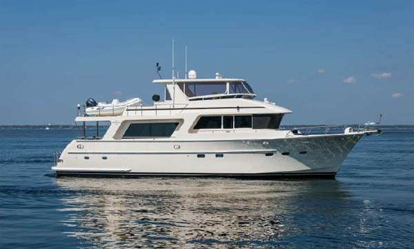 Quality Yachts For Sale 65 Hampton Motor Yacht For Sale