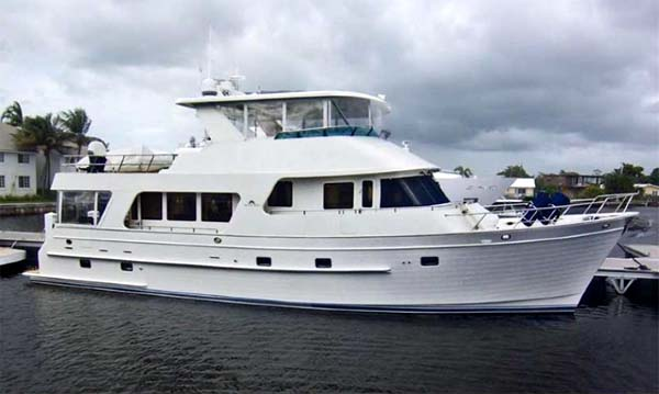 Quality yachts for sale 65 outer reef yachts motor yacht for Used motor yacht for sale