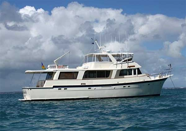 Hatteras Trawler Yacht for Sale