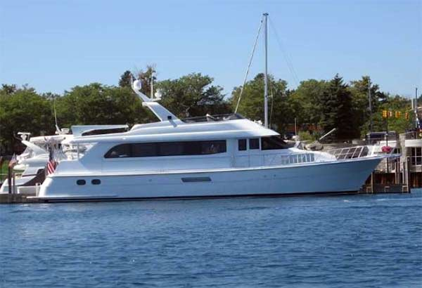 75 Hatteras Motor Yacht for Sale