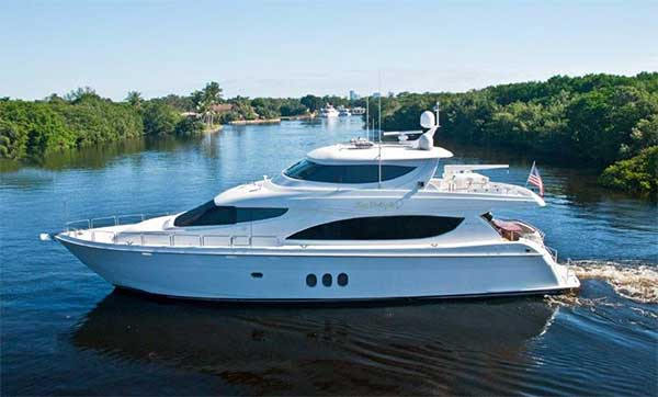 Pilothouse Motor Yacht for Sale