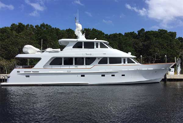 92 Rayburn Custom Yacht for Sale