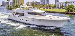 85 Pacific Mariner Motor Yacht for Sale