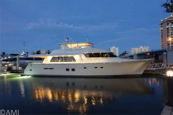 85 Pcific Mariner Motor Yacht for Sale